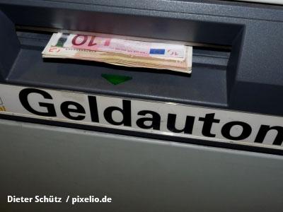 Bargeldautomat