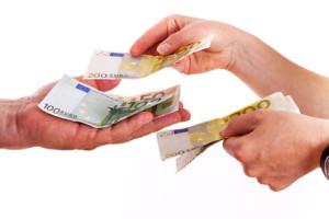 Geld leihen von Privatpersonen